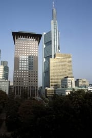 Japan-Center und Commerzbank (00007116)